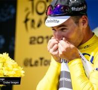 Mark Cavendish環法旗開得勝 穿上生涯首件黃衫