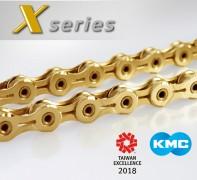 KMC桂盟「新X系列鏈條」榮獲2018年台灣精品獎肯定