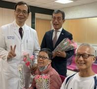 KMC桂盟員工樂捐送愛 協助創立成大乳癌中心