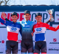 【車手佳績】贊助車隊「Team KMC ORBEA」勇奪2020 UCI世界冠軍