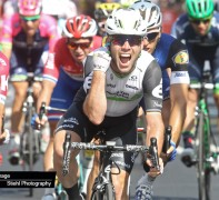 2016 Tour de France #6: Mark Cavendish blasts to 3rd victory for Team Dimension Data for Qhubeka